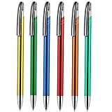 25 Blau Kugelschreiber Gabi Werbekugelschreiber aus Alu mit Gravur Namen Text