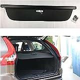 Auto-Versenkbares Kofferraumregal für Volvo XC60 2009-2018, Kofferraumtrennwand Vorhangtrennwand Gepäckträger