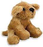 Plüsch Hund Golden Retriever 10cm Kuscheltier | Hund | Spielzeug | Geschenk | Mädchen | Jungen |