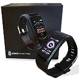 KoreHealth KoreTrak Pro Smartwatch - Aktivitäts- & Fitness Tracker l Blutdruckmessung, Pulsmesser und Schrittzähler l Fitnessuhr für Damen, Herren & Kinder l Smartwatch für Fitness   Sportuhr