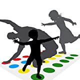 GUBOOM Partyspiel Kinderspiel, brettspiele familienspiele, Teamspiel, Geschicklichkeitsspiel für Kinder und Erwachsene, Brettspiel für 2 oder mehr Spieler, Lustiges Spiel Indoor und Outdoor Sp