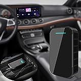 Road Top Kabellose Carplay Ai Box für Mercedes Benz 2016–2021 Jahr mit OEM Carplay, Auto Video TV Box Multimedia Player 4+32G Android System Netflix Youtube Mirrorlink für Apple Carplay