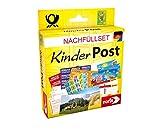 Noris 606521006 Kinderpost Nachfüllset für das beliebte Rollenspiel, geeignet für alle Kinderpost-Spiele, ab 4 J