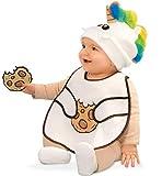 Pummeleinhorn GmbH Baby-Set Mütze und Lätzchen Pummeleinhorn Foto Requisite