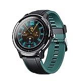 N \ A Smartwatches für Männer Frauen, Uhr mit Schlafmonitor Smartwatch für Android- und iOS-Telefone, 1,3-Zoll-Touchscreen-Bluetooth-Uhren, IP68 wasserdicht