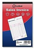 Rechnungsbuch mit Durchschlag | 2-teiliges Rechnungsbuch Durchschlag | A5 (143 x 210 mm) - DNCR-8010