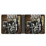 B-endy Kinder-Geldbörse aus PU-Leder für Kreditkarten, Bargeld etc. DIY individuelle Geldbörse, modisches Kreditkartenetui