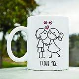 N\A Beförderte Feuerwehrmann-Werbegeschenke für Männer und Frauen, die im öffentlichen Dienst Kaffeetasse fördern Lustiges Tasse-Tee-Geschenk für Weihnachten Vatertag Muttertag Opa Papa Papa
