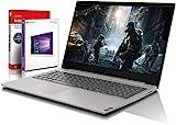 Lenovo (15,6 Zoll HD+) Ultrabook (1.8kg), großer 7h Akku, AMD 3050U (Ryzen Core) 2x3.2 GHz, 8GB DDR4, 512GB SSD, 4GB Radeon RX, HDMI, Webcam, BT, USB 3.0, WLAN, Win10 Prof., MS Office Laptop #6665