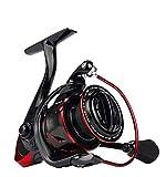 Yousiju Innovative Spinnrolle Mit Wasserbeständigkeit 18 Kg Max Drag Power Angelrolle Für Das Hechtangeln (Color : 4000 Series)