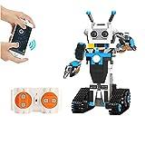 LNHJZ Roboterspielzeug für Kinder, Baustein-Kits Kreative Bausteine Set RC Robot Wiederaufladbarer APP-gesteuerter programmierbarer Roboter Kinder ab 8 Jahren Jungen und Mädchen