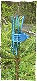 Signumat Schutzmanschetten gegen Wildverbiss für Jungbäume, biologisch abbaubar, 100 Stück für stabile Terminaltrieb