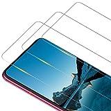 RIIMUHIR [3 Stück] Panzerglas Schutzfolie kompatibel mit Xiaomi Mi 9T/Mi 9T Pro, 9H Härte Panzerglasfolie, Anti-Öl, Anti-Kratzen, Anti-Bläschen, Xiaomi Mi 9T Displayschutz