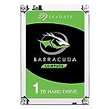 Seagate Barracuda ST1000LM048 interne 2,5'-Festplatte, 1 TB, 7 mm, SATA III