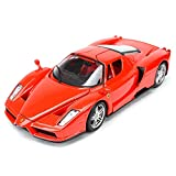 MAQINA Für Ferrari Enzo 1:32 Exquisite Sportwagen Static Druckguss Auto Erwachsene Sammlung Modellauto Kinderspielzeug