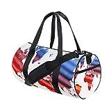 DragonSwordlinsu Coosun Reisetasche, Umhängetasche, Handliche Sporttasche für Damen und Herren