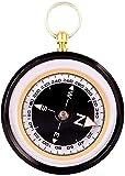 Navigationsanleitung für den Außenbereich, aus Aluminiumlegierung, magnetisch, Richtungsanzeige, Schwarz