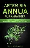 Artemisia annua für Anfänger: Wie Sie die Heilpflanze Artemisia annua richtig anwenden und verstehen
