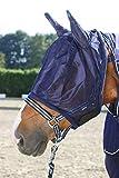 Pfiff 102144 Fliegengesichtsmaske mit Ohren, Fliegenschutz für Pferde, b