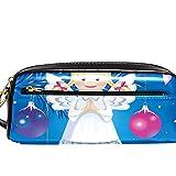 Multifunktions Stifttasche,Engel-Spielzeugball auf dem Weihnachtsbaum