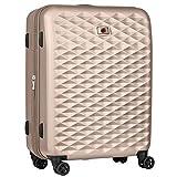 WENGER Lumen Premium Business Suitcase 24 Blush Koffer, Erwachsene Unisex, Beige (Beige), Einheitsgröße