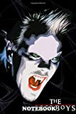 Notebook: Illustration Inspired By The Lost Boys Movie , Journal for Writing, College Ruled Size 6' x 9', 110 Pag