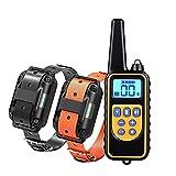 YYQQ Anti-Bellen-Gerät, Ultraschall-Hundebellen Sichere und Schmerzfreie Hunderkontrolle für den Innen- und Außenbereich Anti Bellen Stop Rinde Handheld Hunde Trainingsgerät,D