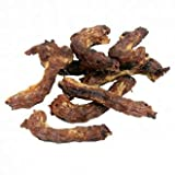 MERVELA® Hühnerhälse für Hunde, 100% naturbelassen, Premium 1.000g, getreidefrei