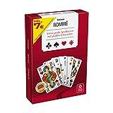 ASS Altenburger 22570076 - Rommé Senioren, Kartenspiel