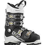 Salomon X Access R70 W Wide, Damen Skischuhe, Schwarz - Schwarz - Größe: 42.5/43.5 EU