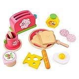 KCCCC Küchenspielset vorgeben Essen Schneiden von Spielzeug Spielen Lebensmittel Früchte Gemüseküche Spielset Pädagogisches Lernen Spielzeug Jungen Mädchen Kind Spielzeugküche-Spielsets.