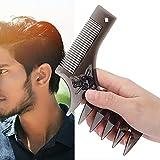 Bartpflege-Set, einfach zu verwendender Bartkamm für das Hotel für den Heimgebrauch für die Reise für Männer