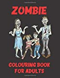 Zombie Colouring Book for Adults: Pattern Background: Zombie Coloring Pages Perfect Gift for Adults, Teenagers, Tweens, Older Kids, Boys, & Girls ... ... Horror & Great for Stress Relief & Relaxation