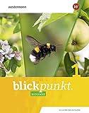 Blickpunkt Biologie - Allgemeine Ausgabe 2020: Schülerband 1