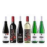 Langguth Erben'Lieblich/ Süßer Weingenuss' Probierpaket (6 x 0.75 l) 6 Flaschen Wein, Weintasting - Rotwein, Weißwein