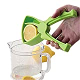 letaowl Manueller Entsafter 1 stück Kunststoff zitrusfrüchte Squeezer orange Hand manuelle juicer küche Werkzeuge Zitrone safter orange queezer saft Obst drückt Handsaftpresse (Color : As Show)