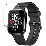 Vaxson 3 Stück Schutzfolie, kompatibel mit Ovovo Y89 1.3' Smart watch, Displayschutzfolie TPU Folie [nicht Panzerglas Hülle Case ]