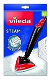 Vileda Steam Ersatzbezug Dampfreiniger Ersatz Microfaser 2er Pack