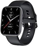 Smartwatch, anpassbares Zifferblatt, Smartwatch für Herren und Damen, 4,8 cm (1,69 Zoll), Touchscreen, IP67, wasserdicht, Fitness-Tracker, Erinnerung, Smart-Armband, Armbanduhr B-C