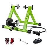 ProRide Fahrrad-Trainingsständer, magnetischer Ständer mit Geräuschreduzierung, Rad mit Fahrradhalterung
