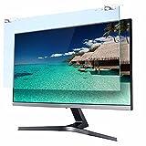 JHZDX Computer Blaulicht Blockierende Bildschirmschutzplatte, Breitbild Desktop PC Monitor Bildschirmfilter, Hängender Typ / 27in(620 * 370)