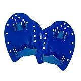 Lomo Handpaddel zum Schwimmen, blau, M