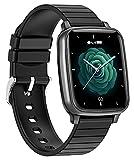 Fitness Armband Damen Aktivitätstracker Pulsuhren Uhr Sport Herren Schrittzähler Stoppuhr Kalorien Wasserdicht Blutdruck Armbanduhr Tracker Android Smartwatch IOS