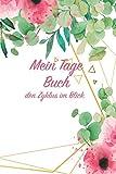 Mein Tage Buch - den Zyklus im Blick: Perioden Tagebuch zum ausfüllen für 12 Monate
