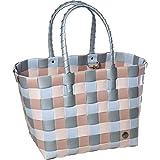 Witzgall Ice Bag Big Shopper Einkaufstasche Handtasche Korb Einkauskorb NEU Rose/Silbergrau