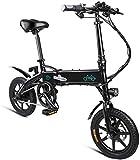 E-Bike Mountainbike Electric Snow Bike, E-Bike Faltende Elektrische Fahrräder für Erwachsene Männer Frauen Outdoor Mountain Bycle 250W 36V 7.8Ah Lithium-Ionen-Batterie-LED-Anzeige Max Geschwindigkeit