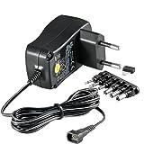 Goobay 3-12V Universal-Netzteil mit max. 12W / 1000mA inkl. 6 Adapterstecker DC