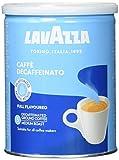 Lavazza Gemahlener Kaffee - Caffè Crema Decaffeinato - 1er Pack (1 x 250g Dose)