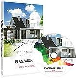 Plan7Architekt Basic 2021 - 3D/2D CAD Hausplaner Software & Architektur Programm für die Grundrisserstellung, Raumplaner Einrichtungsplaner & zur 3D Visualisierung