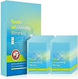 White Stripes Zähne Bleaching Stripes, Teeth Whitening Strips zur Zahnaufhellung / Weiße Zähne